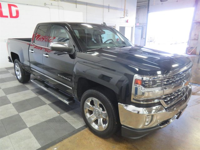 2016 Silverado 1500 Double Cab 4x4,  Pickup #51T6826 - photo 6