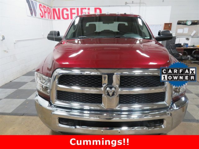 2017 Ram 2500 Crew Cab 4x4,  Pickup #51T6834 - photo 4