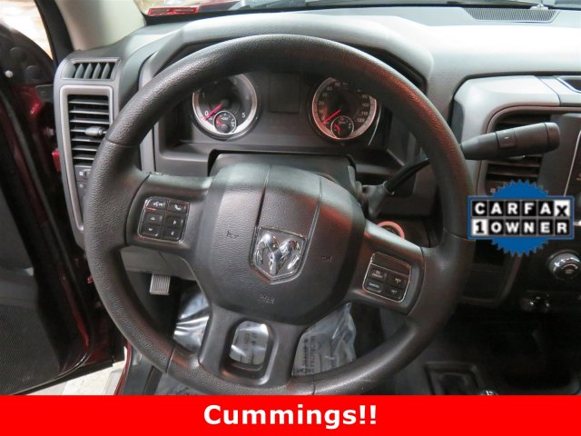 2017 Ram 2500 Crew Cab 4x4,  Pickup #51T6834 - photo 15