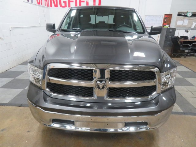 2017 Ram 1500 Quad Cab 4x4,  Pickup #51T6840 - photo 5