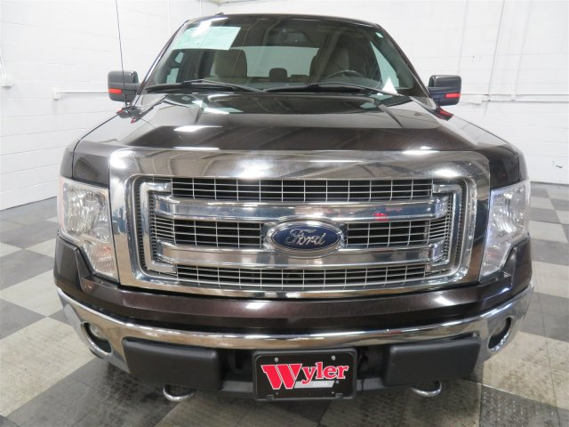 2013 F-150 Super Cab 4x4,  Pickup #51T6852A - photo 2