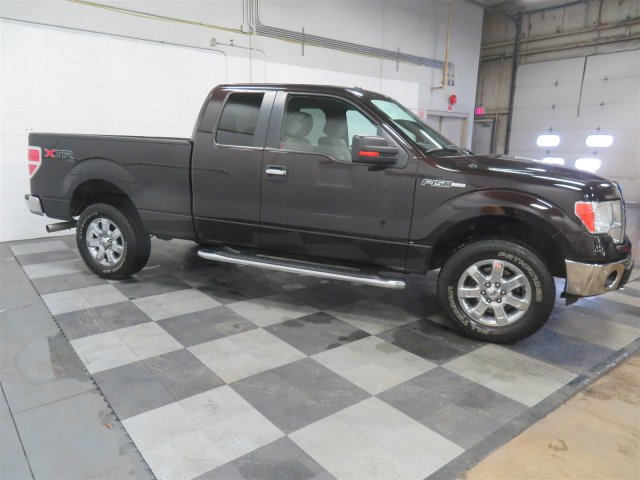 2013 F-150 Super Cab 4x4,  Pickup #51T6852A - photo 4