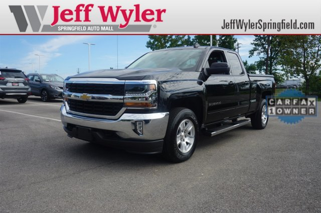 2016 Silverado 1500 Double Cab 4x4,  Pickup #51T6943 - photo 1