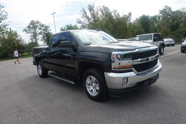 2016 Silverado 1500 Double Cab 4x4,  Pickup #51T6943 - photo 7