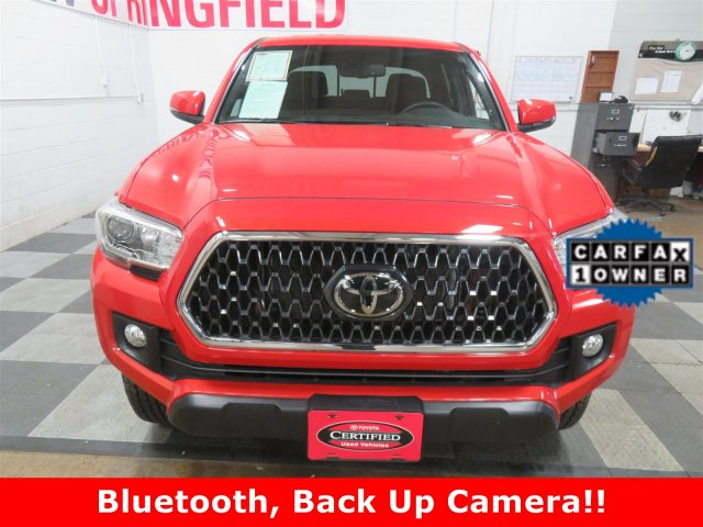 2018 Tacoma Double Cab 4x4,  Pickup #5570782A - photo 3