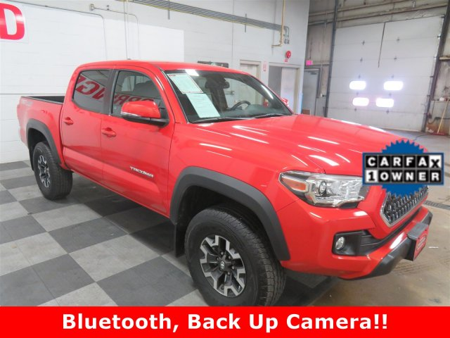2018 Tacoma Double Cab 4x4,  Pickup #5570782A - photo 4