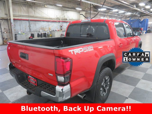 2018 Tacoma Double Cab 4x4,  Pickup #5570782A - photo 5