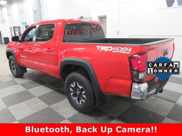 2018 Tacoma Double Cab 4x4,  Pickup #5570782A - photo 2
