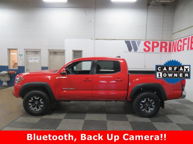 2018 Tacoma Double Cab 4x4,  Pickup #5570782A - photo 8