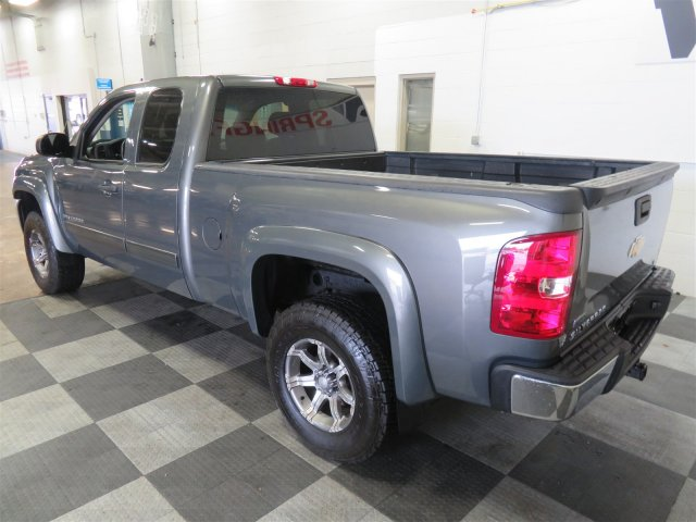 2011 Silverado 1500 Extended Cab 4x4,  Pickup #D15707A - photo 2