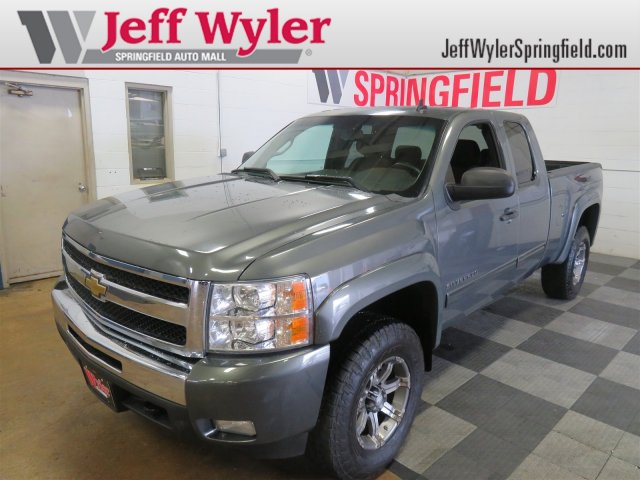 2011 Silverado 1500 Extended Cab 4x4,  Pickup #D15707A - photo 1