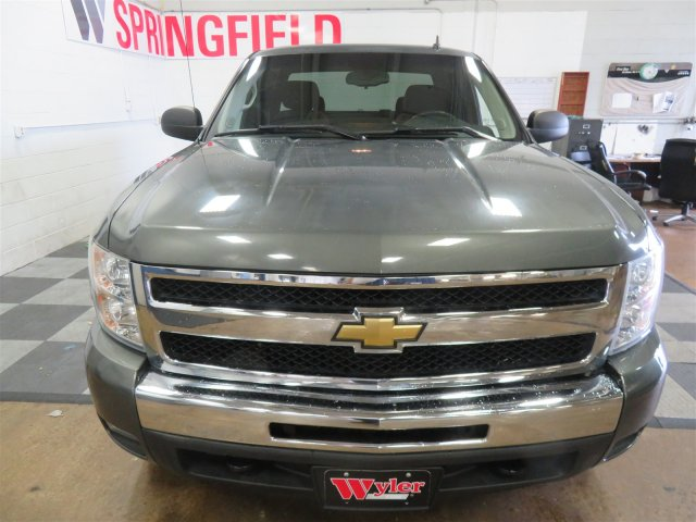 2011 Silverado 1500 Extended Cab 4x4,  Pickup #D15707A - photo 3