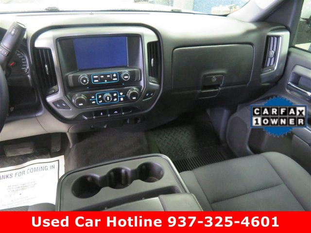 2015 Silverado 1500 Crew Cab 4x4,  Pickup #D24473A - photo 19