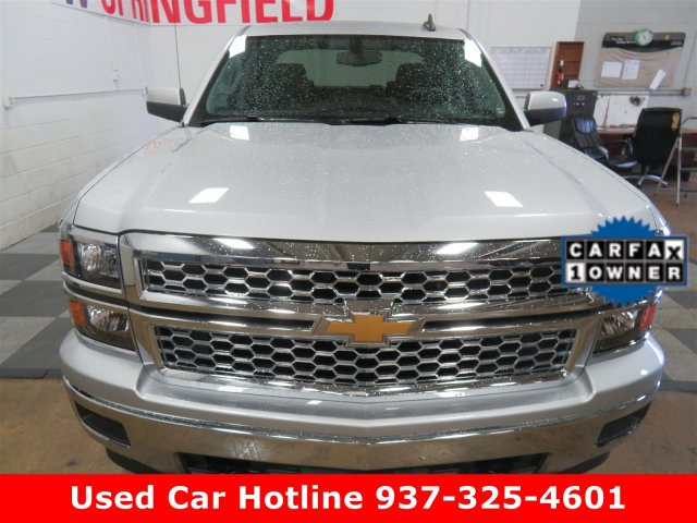 2015 Silverado 1500 Crew Cab 4x4,  Pickup #D24473A - photo 3