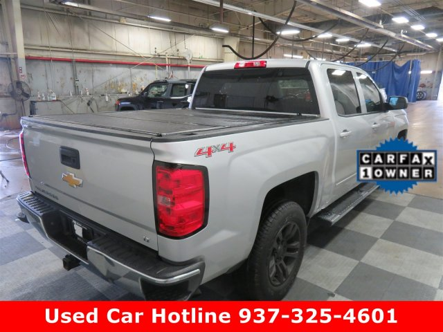 2015 Silverado 1500 Crew Cab 4x4,  Pickup #D24473A - photo 5
