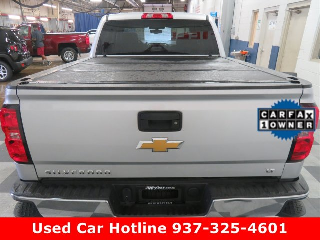 2015 Silverado 1500 Crew Cab 4x4,  Pickup #D24473A - photo 6