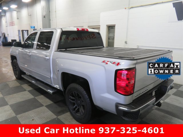 2015 Silverado 1500 Crew Cab 4x4,  Pickup #D24473A - photo 2