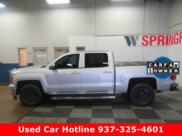 2015 Silverado 1500 Crew Cab 4x4,  Pickup #D24473A - photo 9