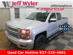 2015 Silverado 1500 Crew Cab 4x4,  Pickup #D24473A - photo 1
