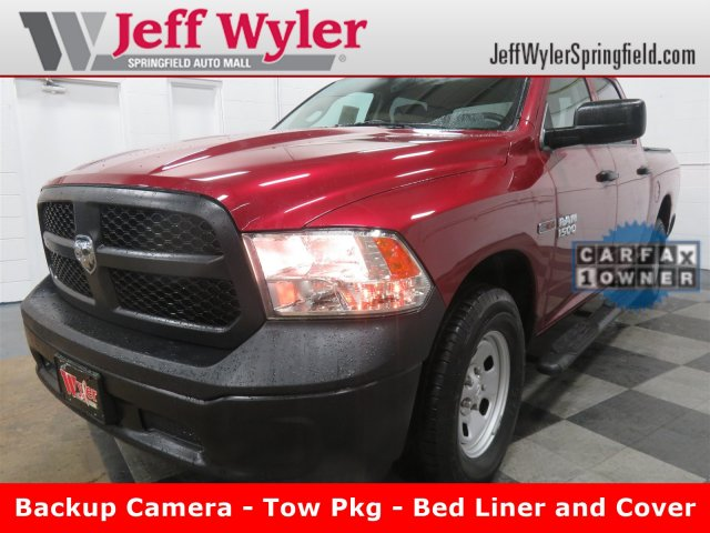 2015 Ram 1500 Crew Cab 4x4,  Pickup #D24545A - photo 1