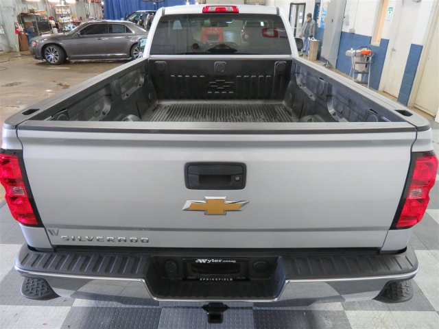 2016 Silverado 1500 Regular Cab 4x4 Pickup #D62465A - photo 6