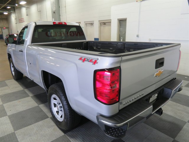 2016 Silverado 1500 Regular Cab 4x4 Pickup #D62465A - photo 2