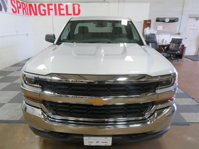 2016 Silverado 1500 Regular Cab 4x4 Pickup #D62465A - photo 3