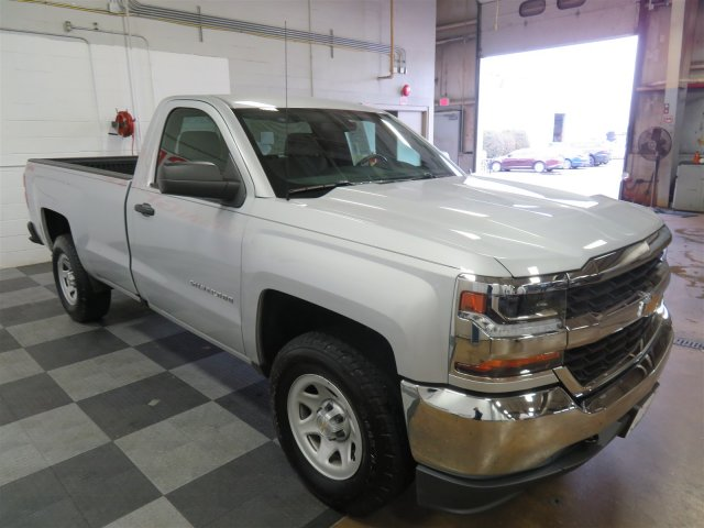 2016 Silverado 1500 Regular Cab 4x4 Pickup #D62465A - photo 4