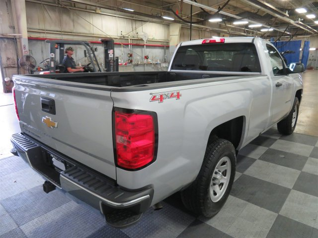 2016 Silverado 1500 Regular Cab 4x4 Pickup #D62465A - photo 5