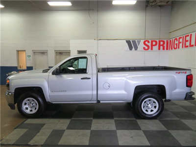 2016 Silverado 1500 Regular Cab 4x4 Pickup #D62465A - photo 7