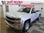 2016 Silverado 1500 Regular Cab 4x4 Pickup #D62465A - photo 1