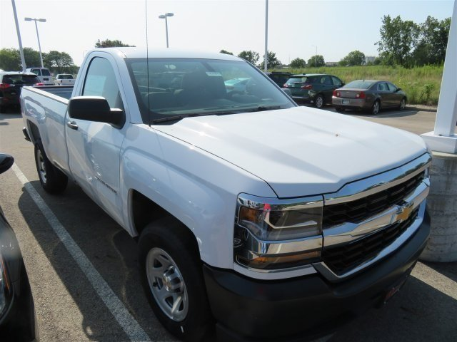 2017 Silverado 1500 Regular Cab 4x2,  Pickup #D63113 - photo 3