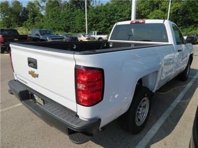 2017 Silverado 1500 Regular Cab 4x2,  Pickup #D63113 - photo 4