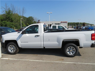 2017 Silverado 1500 Regular Cab, Pickup #D63113 - photo 5