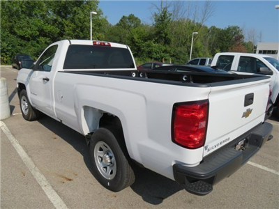 2017 Silverado 1500 Regular Cab, Pickup #D63113 - photo 2