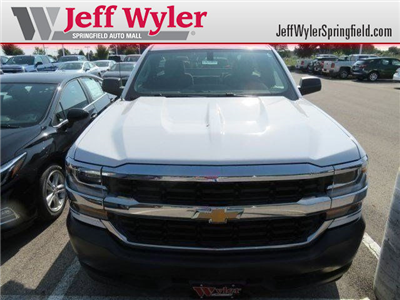 2017 Silverado 1500 Regular Cab, Pickup #D63113 - photo 1