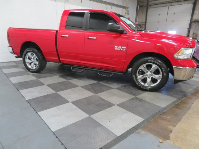 2013 Ram 1500 Quad Cab 4x4,  Pickup #D63149B - photo 8