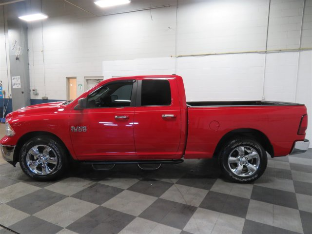 2013 Ram 1500 Quad Cab 4x4,  Pickup #D63149B - photo 11