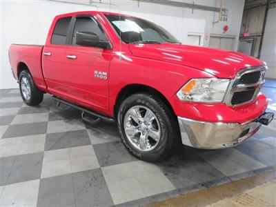 2013 Ram 1500 Quad Cab 4x4,  Pickup #D63149B - photo 6