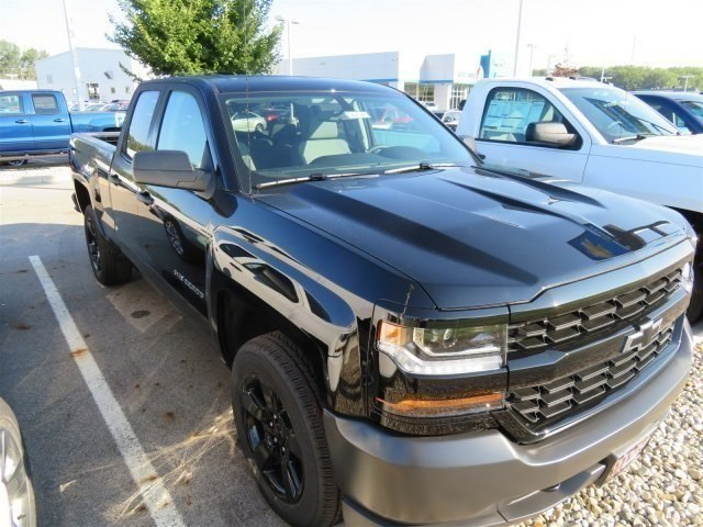 2018 Silverado 1500 Extended Cab 4x4 Pickup #D63185 - photo 13