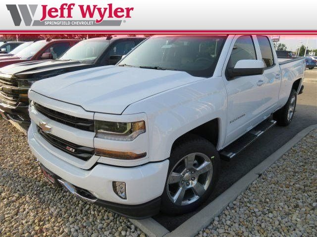 2018 Silverado 1500 Double Cab 4x4,  Pickup #D63186 - photo 1