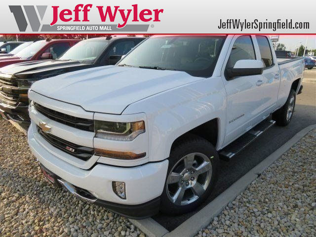 2018 Silverado 1500 Double Cab 4x4, Pickup #D63186 - photo 10