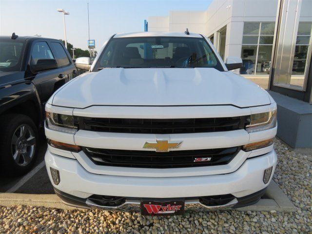 2018 Silverado 1500 Double Cab 4x4, Pickup #D63186 - photo 11