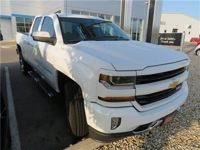 2018 Silverado 1500 Double Cab 4x4, Pickup #D63186 - photo 12