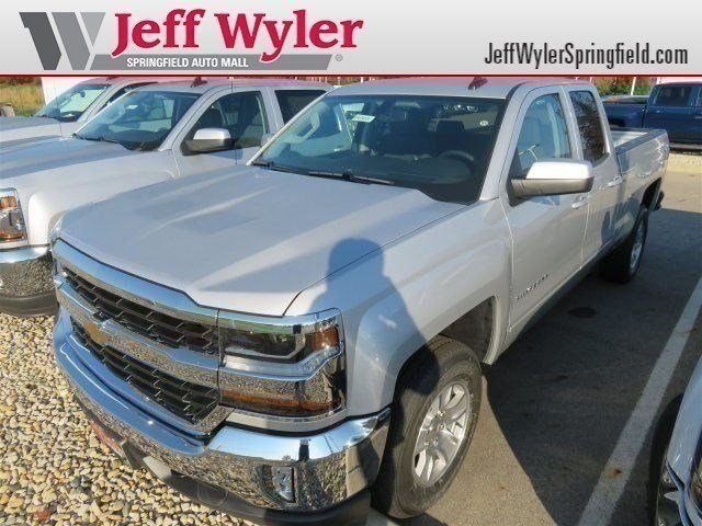 2018 Silverado 1500 Extended Cab 4x4 Pickup #D63188 - photo 15