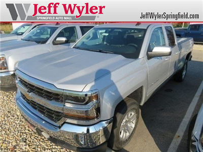2018 Silverado 1500 Extended Cab 4x4 Pickup #D63188 - photo 1