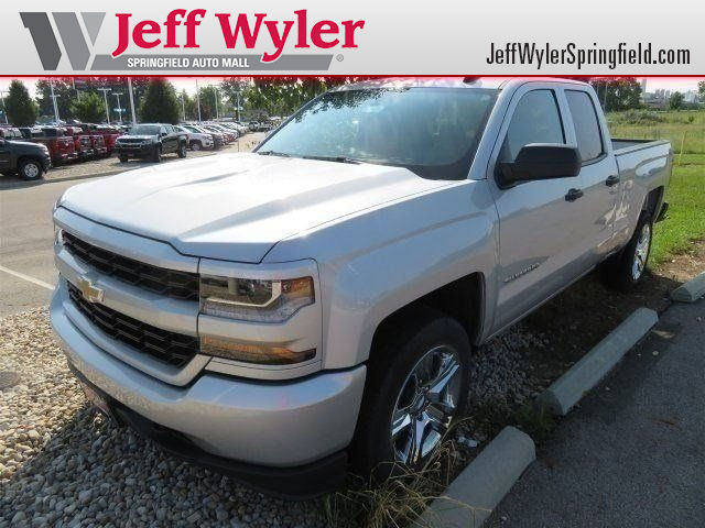 2018 Silverado 1500 Extended Cab Pickup #D63220 - photo 1