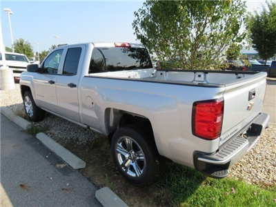 2018 Silverado 1500 Extended Cab Pickup #D63220 - photo 2