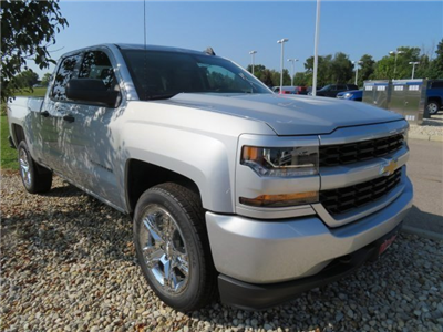 2018 Silverado 1500 Extended Cab Pickup #D63220 - photo 3
