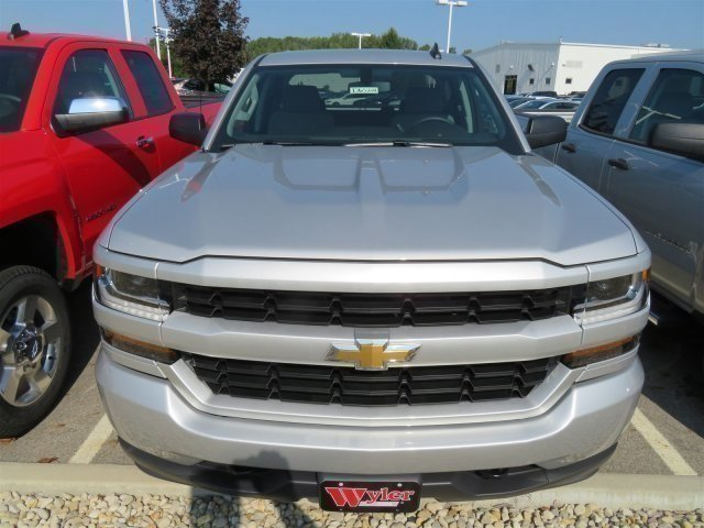 2018 Silverado 1500 Extended Cab 4x4 Pickup #D63221 - photo 7